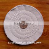 Wholesale New 6 inch 50poly polishing buff wheel Cloth Buff of jewelry tools