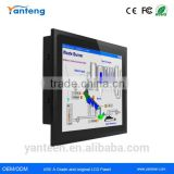 Embedded 12.1inch android industrial touch screen panel pc with 5-wire resistive touchscreen