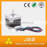 42mm Nema 17 hybrid Stepper motor with Brake from China and sewing machine stepper motor