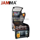 Unique L.E.D. Basket Rim Lighting basketball arcade machine Guangzhou game machine manufactory selling arcade game machine