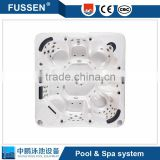 Swimming pool spa equipment outdoor swim spa dual zone swim spa