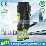 New style brand name mens heavy-duty Hi Vis Cargo NAVY work trousers pants