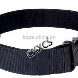 Army use tactical webbing belt for military with cordura nylon material