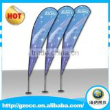 New product Promotion metal flag pole bracket best to wholesale