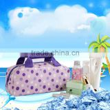 Make up cooler bag for cosmetics packing