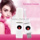 Rechargeable heated electric eyelash curler eyelashes curler