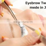 INquiry about Best-selling and Durable tweezers eyelash extension Eyebrow Tweezers with Professional made in Japan
