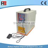 Desktop High Frequency Induction Heater, 200-500kHz, 10 KW Automatic Timer Control Melting Furnace