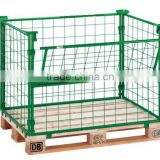 China Medium Duty Wire Mesh Container