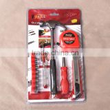 wholesale multifunctional profession hardware tools in hand tools set for home and car