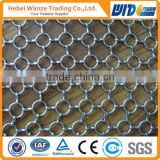 honeycomb decorative wire mesh or decorative wall netting from Anping