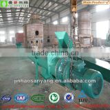 Oil field dirty oil conveyor shaftless screw conveyor machine