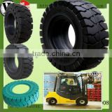 china top 10 tyre brands 7.00-12 forklift attachment/industrial tyre/forklift solid tyre/truck tyre/hyster forklift