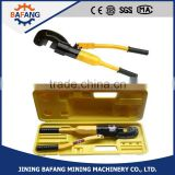 2016 Best Selling Hydraulic Bolt Cutter/ Rebar Cutter and Chain Cutting Tools