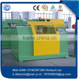 hot sold steel wire take up machine/steel wire drawing machine