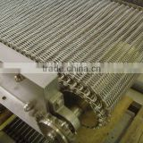 food grade stainless steel belt conveyor
