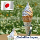 Japanese Soft Ice Cream Powder for wholesale soft cream maker producer made in Hokkaido Japan