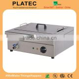 Vertical Stainless Steel Commercial Electric18L deep fryer,professional chicken fryer