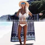 Vintage Long Boho Kimono Cardigan For Women