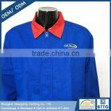 Customized china manufacturer high grade Kurti Fashion Jacket for Gas Station