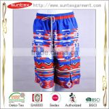 Hot Selling Unique Design Summer Polyester Swimwear&Beachwear Men Plus Size pants