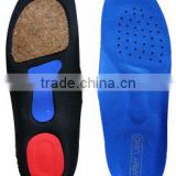 factory supply custom pig skin shoe insoles