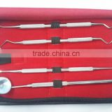 best quality dental hygiene kit/ oral hygiene dental tools