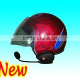Motorcycle GPS Intercom Helmet Bluetooth Handsfree