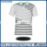 2017 New arrival wholesale Polo Style Dye Sublimated 3 Buttons Up polo t Shirts with Team Designs