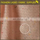textile fabric market made in china polyester crepe fabric high quality yarn dyed knitted fabric