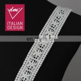 Fashion water soluble embroidery lace trimmings