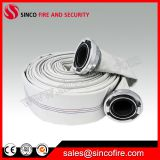 Rubber/pvc/pu lining fire hose for fire fighting system