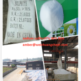 manufacturer supply cheap Na2S2O3 sodium sulfite 97% 96% 93% food/tech grade CAS7757-83-7