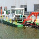6inch hydraulic cutter suction sand dredger on sale