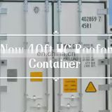 ISO Dimension Thermo King Units 40 foot Non Operating Reefer Container for Sale Dubai India