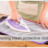 Ironing protector mesh ( keep the iron from directly touching clothes)