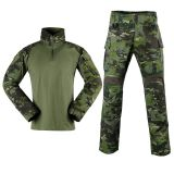 G3 KNIT FROG SUIT MEN'S MILITARY ARMY OUTDOOR HUNTING UNIFORM