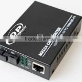 4 port 10/100/1000M SM BNC to Optical Fiber Media Converters