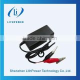 36V2A battery charger for electric self-balancing scooters/ electronic balancing unicycles/electric skateboards