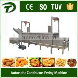 automatic lpg gas deep fryer machine