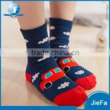 Child lovely cartoon sock bat sock smiling face sock