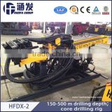 Wireline Core Drilling ,HFDX-2 Full Hydraulic portable core drill rig for sale