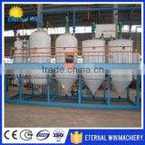 soyabean oil extraction 120 T/D plant and Refinary