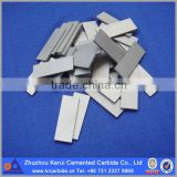 High quality ground and unground tungsten carbide plate/board/sheet from Zhuzhou original manufacturer