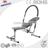 Hot sell ab chair fitness equipment for abdominal exercise                                                                         Quality Choice