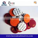 Good quality grinding concrete floors pads