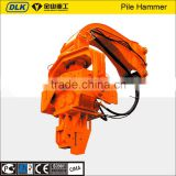 Excavator Mounted Hydraulic Vibro Pile Hammer