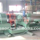 Two Roll Rubber Open Mixing Mill-Conveyor belt production machine