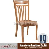 Nice design cross back chair /modern high back dining chair