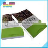 Cheap softcover Book Printing catalogue printing